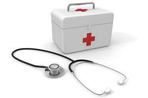 救急医療のイメージ