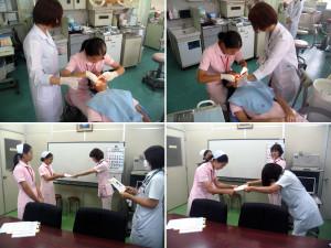 看護体験2
